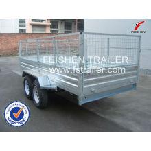 Heißer Verkauf!! heiße eingetauchte galvanisierte Käfig Anhänger 8 x 5