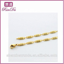 New coming 2015 fashion fairy necklaces gold