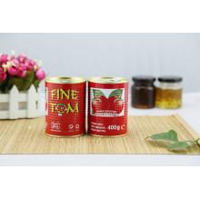Vego Brand Veve Brand Tmt Brand Pasta de tomate de sabor agrio