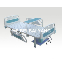 A-73 cama de hospital manual de duas funções