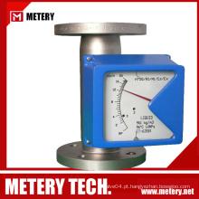 Fluxômetro de medidor de vazão de área variável da tecnologia Metery.