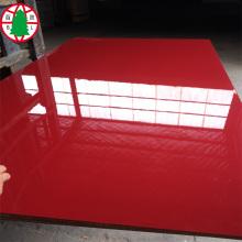 HIGH GLOSSY UV Powder coating  MDF Furniture