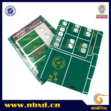 Green Poker Mat (SY-T22)