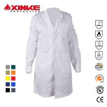 ropa de enfermera de algodón de alta calidad en el hospital
