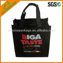 Hand Length Handle Eco Friendly Non Woven Shopping Bag,Sell Well Eco Shopping Bag
