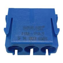 Conector rápido pneumático para conector de serviço pesado