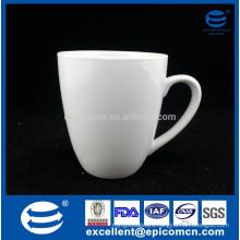 Alibaba wholesale china 350ml coffee mug fine porcelain