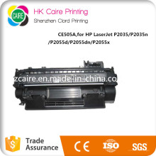 Compatible 05A CE505A Toner Cartridge for HP Laserjet P2035/P2035n P2055D/P2055dn/P2055X