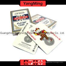 Черная гильзовая бумага Корея Импорт покерных карт (Юм-PC07)