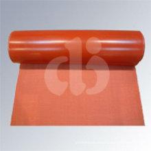 Стекловолоконная ткань с силиконовым покрытием