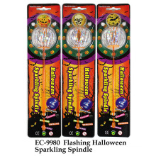 Flashing Halloween Sparkling Spindle Toy