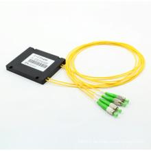 Acoplador óptico de la fibra 2 * 2 con los conectadores del FC