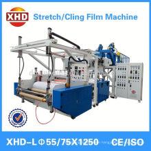 polythene film extruder machine