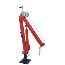 2000lbs Pickup Truck Crane with Cable Winch