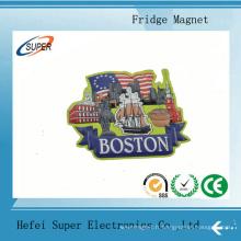 Aimant fait sur commande de réfrigérateur de PVC de vente faite sur commande