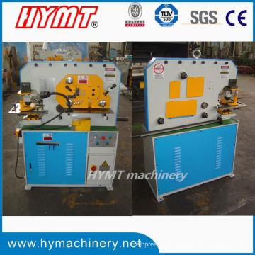 Q35Y-10 de un solo cilindro de perforación hidráulica cizalla máquina de doblado