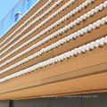 Экологически чистые древесно-полимерных композитов ДПК siding стены