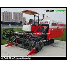 Машинное оборудование земледелия риса жатки Зернокомбайна 4lz-4.0 цены