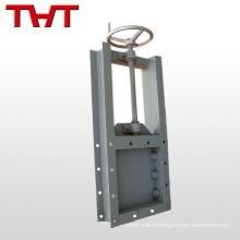 manuual operation sluice gate valve