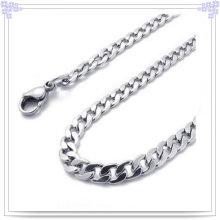 Accesorios de joyería de moda Cadena de acero inoxidable (SH070)