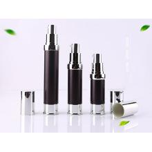 Botella de aluminio sin aire para loción en crema (NAB10)