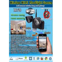 Bauen Sie wifi 5.0 Bewegungs- und Lichtsensor-Notbeleuchtung für Sicherheitsfahrzeuge und -häuschen ein