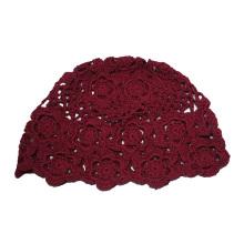 Chrochet Purple Hat for Kids (GKA0401-F00007)