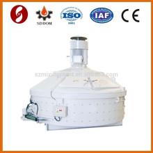 MP750 misturador concreto elétrico planetário, misturador de concreto da bandeja, certificado do CE