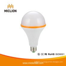 Перечисленные пластиковый корпус ул 15Вт E27 светодиодные лампы