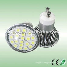 3.6W Round LED GU10 Spotlight Parts