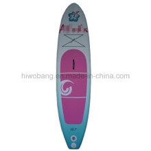 Bunte Sup-Board Stehen Paddle Board USA