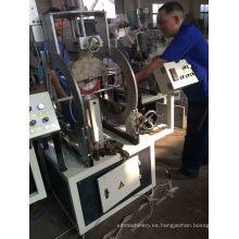 en la línea de PVC Ventana Perfil de estampado en caliente de la máquina