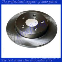 MDC1642 1223543 DF4372 rotors de frein de voiture pour la mise au point