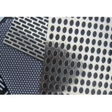China Exporter of Perforated Metal