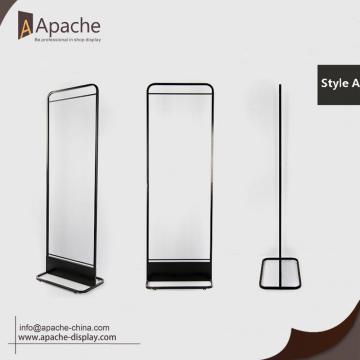 Metal Door-style Outdoor Poster Display Stand