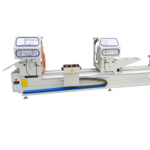 Double Head Mitre Saw Aluminum Window Machine