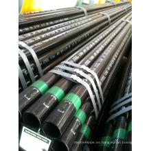 """Tubo de acero de 2 """"con ranura contra incendios según BS EN 10255, ASTM A53, A135, A795 - Tubería de acero SeAH"""