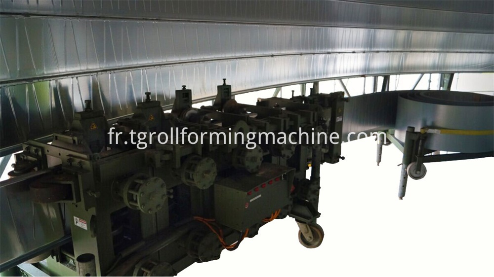 Grain Bin Machine