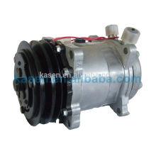 Автомобильный компрессор кондиционирования воздуха AC Caren Sanden for Universal 6626 6620 6629