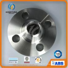 Reborde forjado de brida Wn de acero inoxidable ASME B16.5 (KT0243)