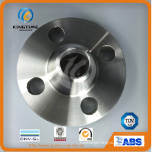 F304/F304L Stainless Steel Weld Neck Flange with OEM Service (KT0013)