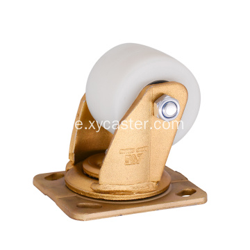 Low Gravity Caster Wheel Nylon 3 Zoll drehbar