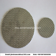 Mesh Filter Sintered Stainless Steel
