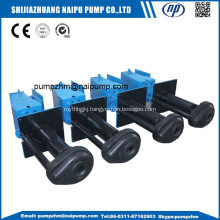 vertical slurry pump for gold mining