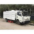 JAC 152HP Sweep Road Truck en venta