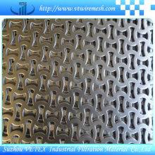 Mesh en acier inoxydable ou en acier à faible teneur en carbone