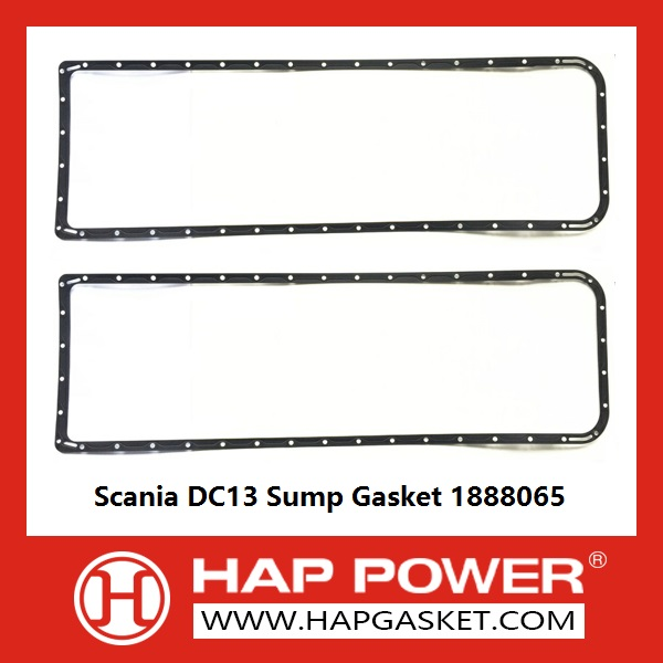 Wet Sump Gasket Elring No 381.952 381952