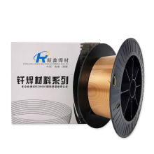 New Design Fast Soldering Free Sample Available Red Copper Welding Wire