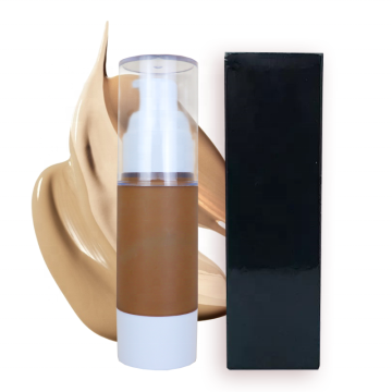 full täckning concealer matt flytande makeup foundation
