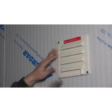 Changzhou stainless steel sliding door for cold storage room fish  freezer compressor